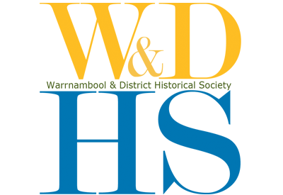 Warrnambool and District Historical Society Logo